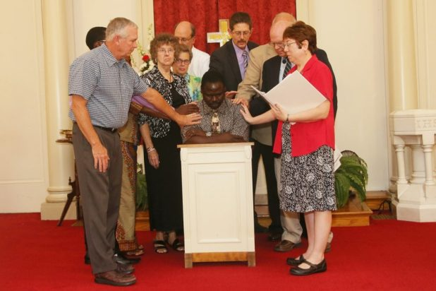 Josephales Mtebe Ordination