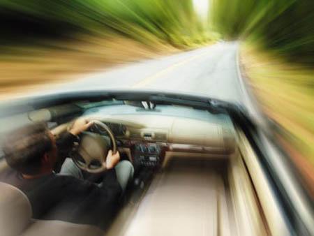 speeding-driver