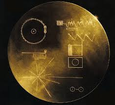 """NASA included a """"Golden Record"""" on the Voyager interstellar mission."""
