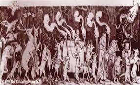 The Huntsman's Funeral