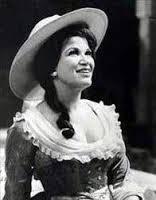 dramatic coloratura soprano Rita Shane (1940-2014)