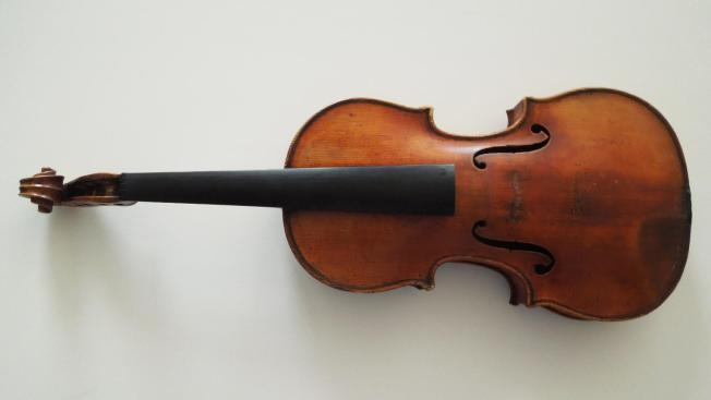 The 1734 The Ames Stradivarius