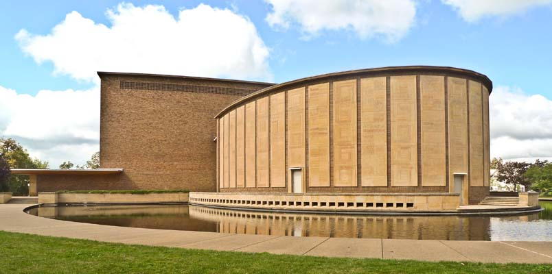 Kleinhans Music Hall in Buffalo