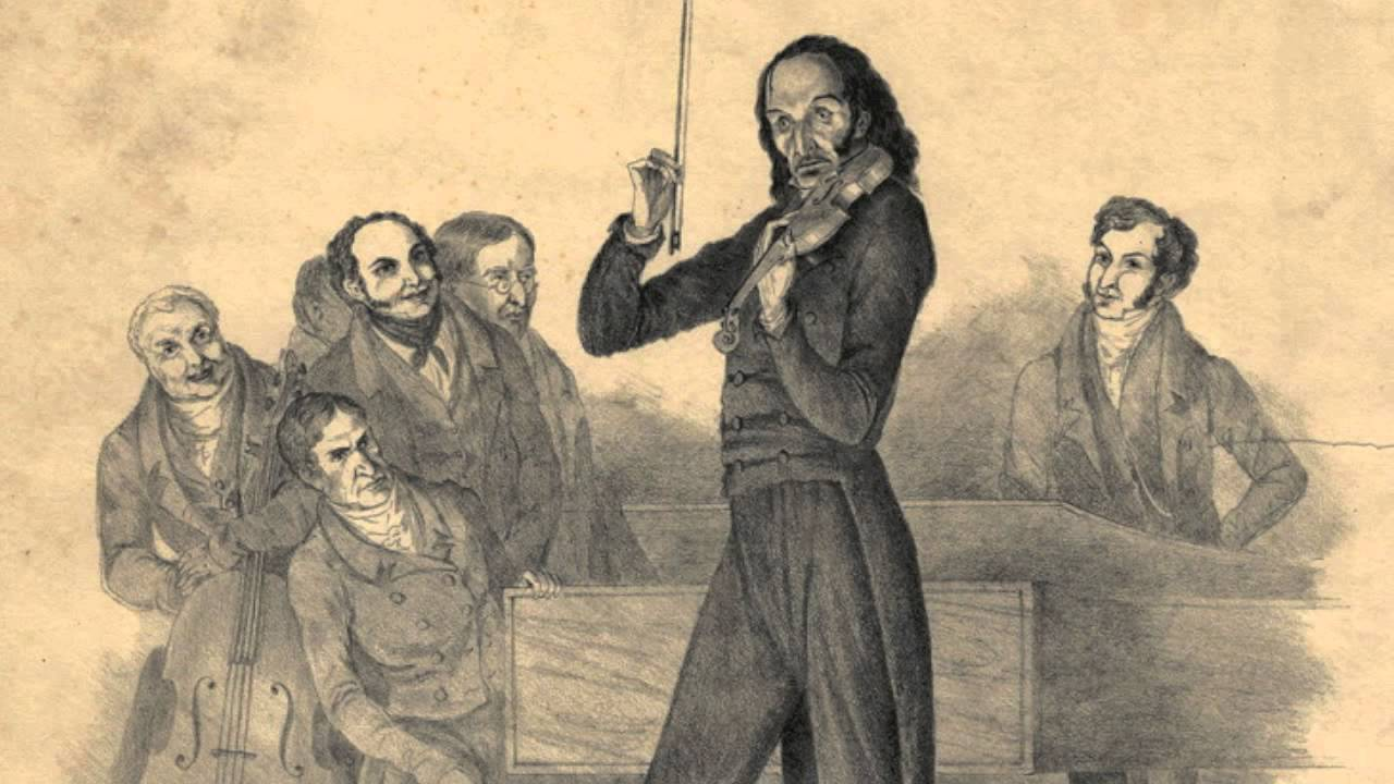 Image result for paganini