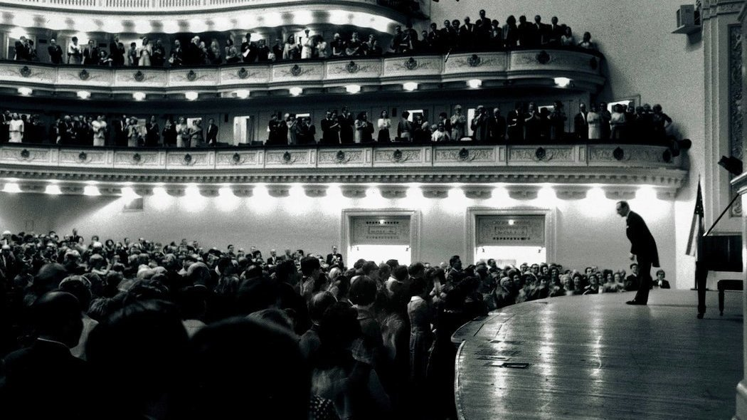 Rachmaninov's Second Piano Sonata: Horowitz at Carnegie Hall, 1968
