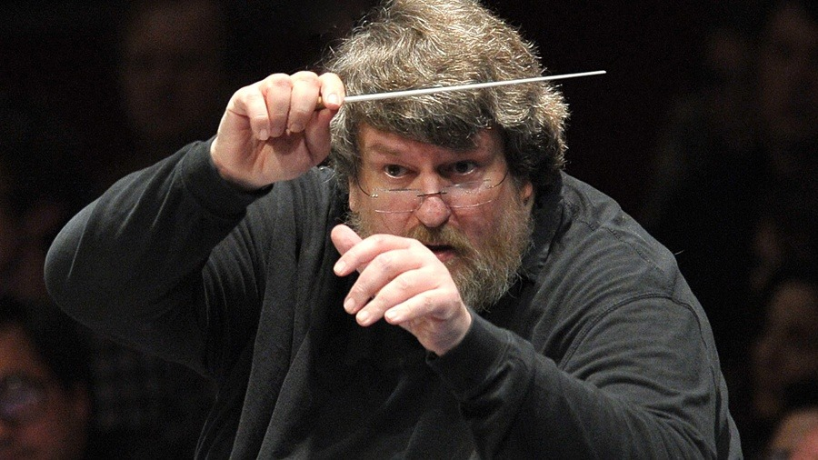 Remembering Oliver Knussen