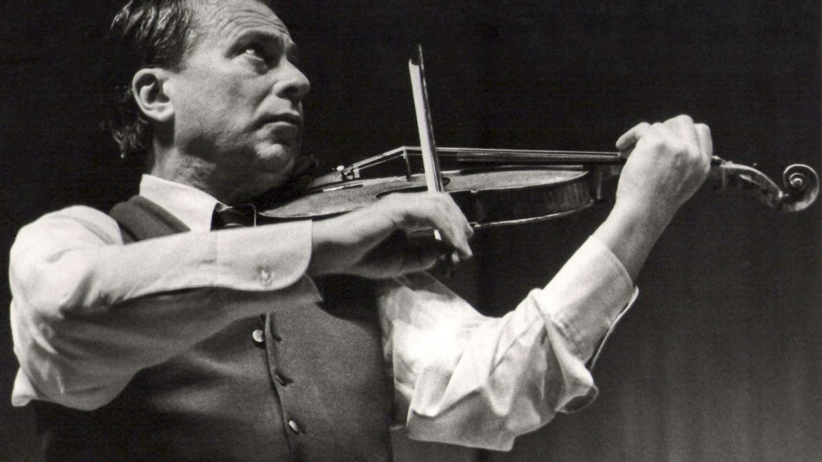 Henryk Szeryng: Eight Great Recordings