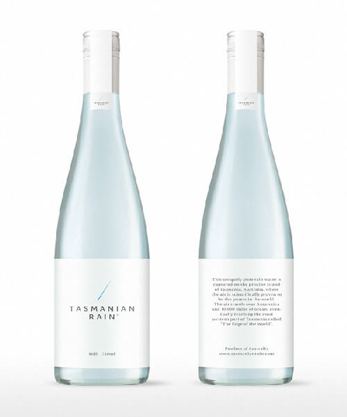 Top 10 Most Expensive Bottle of Water - Thelistli