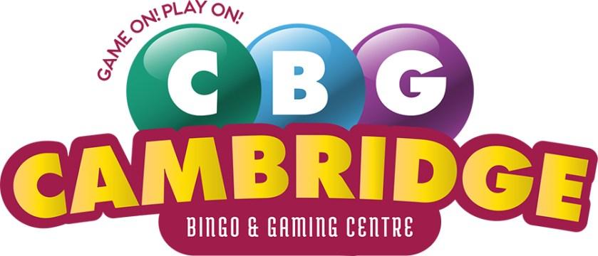 CBG bingo logo