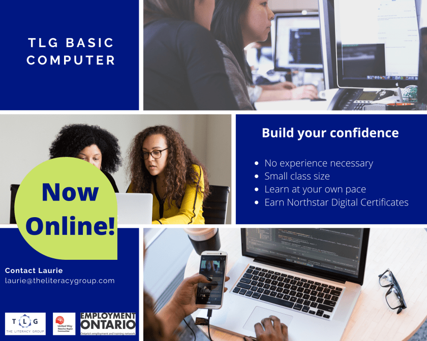 Computer Flyer- Now online