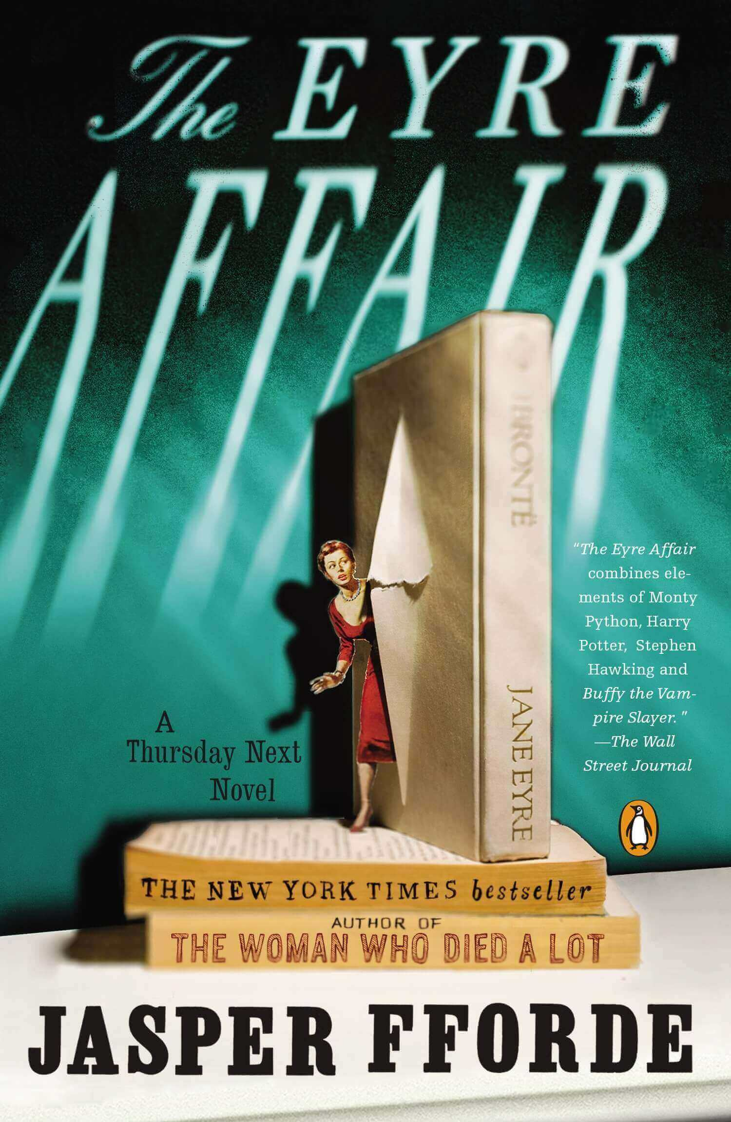 The Eyre Affair by Jasper Fforde