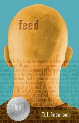 Feed by M. T. Anderson
