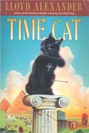 Time Cat by Lloyd Alexander