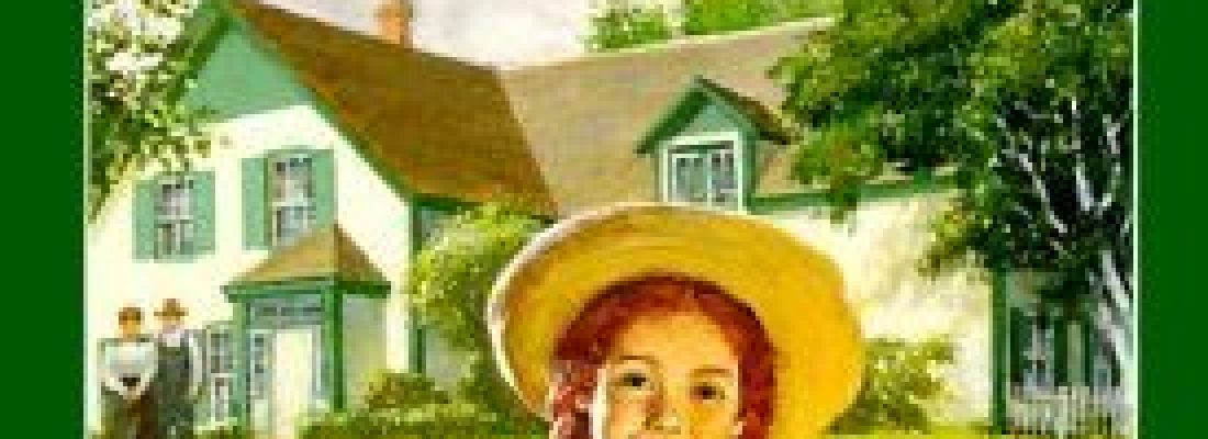 Anne of Green Gables by L.M. Mongomery