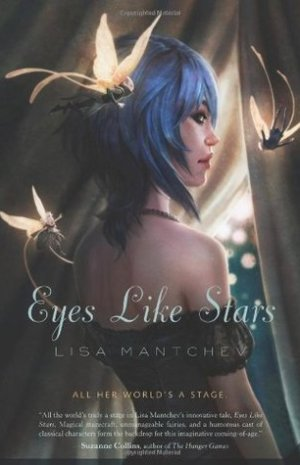 Eyes Like Stars by Lisa Matchev