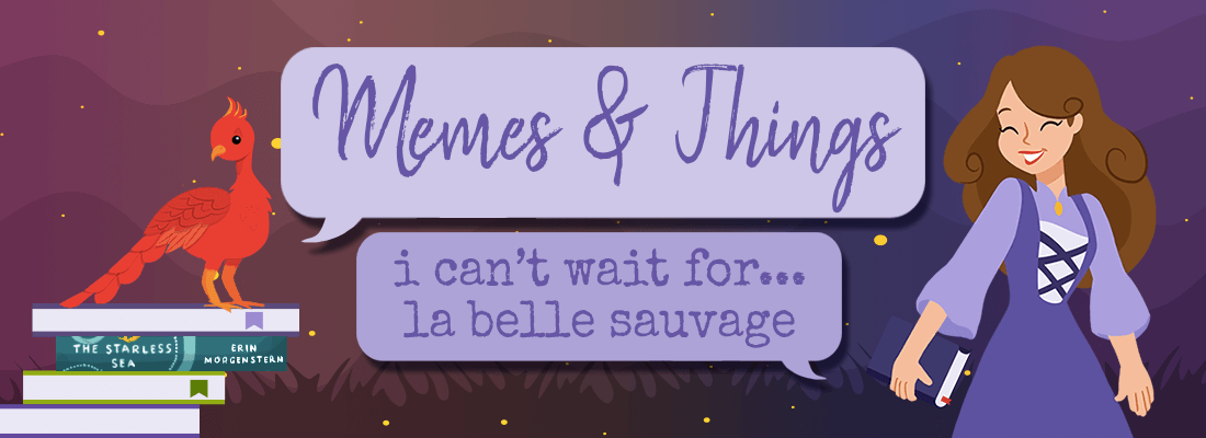 THERE IS MORE LYRA BELACQUA COMING TO MY LIFE AND I MIGHT DIE – #CantWaitWednesdays