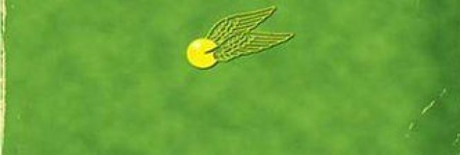 Quidditch Through the Ages by Kennilworthy Whisp (J.K. Rowling)