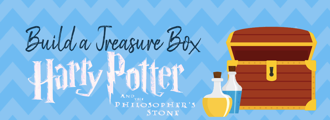 Make-Your-Own Book Box #1 – Ravenclaw SORCERER'S STONE Box