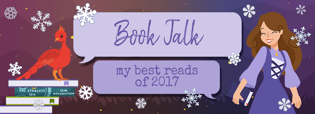My Best of the Best, Creme de la Creme Reads of 2017