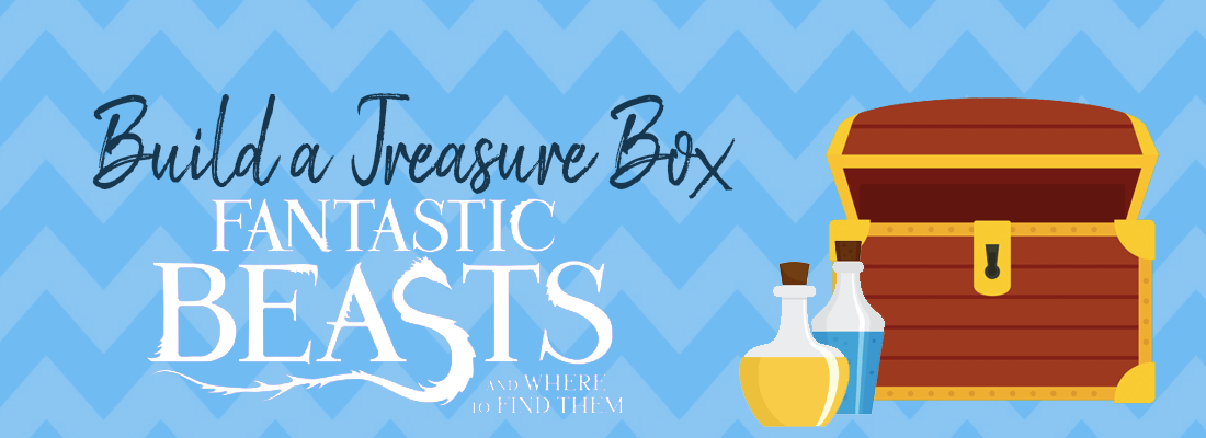 Fantastic Beasts and Where to Find Them // MYOBB #16