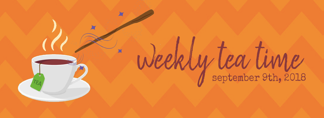 Weekly Tea Time for the Soul #2 – Scripologists & Blacksmiths & My Mother-In-Law