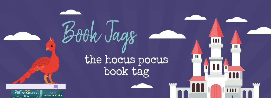 Hocus Pocus Book Tag