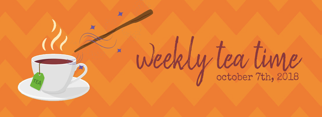 Weekly Tea Time for the Soul #4 – I'm Going Off the Grid