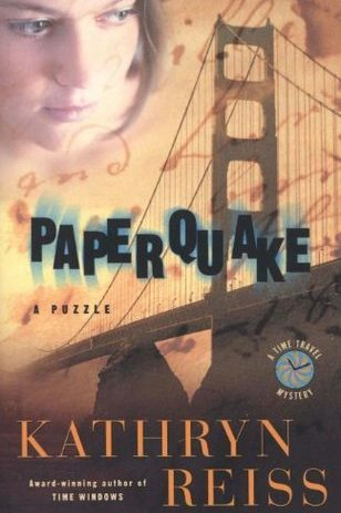 Paperquake by Kathryn Reiss