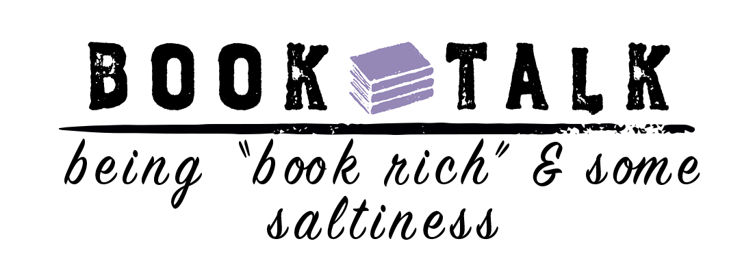 """Being """"Book Rich"""" and Some Saltiness"""