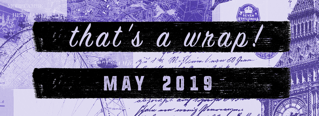 April Showers Bring May… Showers? – The May Wrap Up!