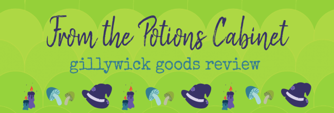 Bookish Candlemakers:  Gillywick Goods
