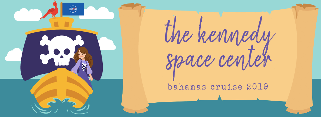 The Kennedy Space Center (Bahamas Cruise 2/4)