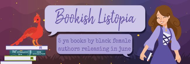 5 Upcoming Releases by Black Female Authors