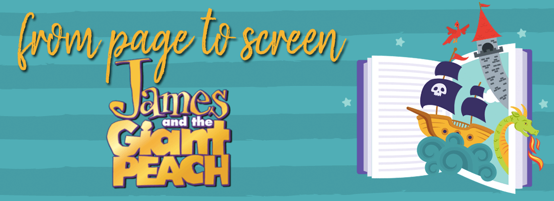 Book vs. Movie: James and the Giant Peach