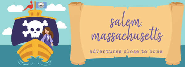 Keeping It Local:  A Day in Salem, MA