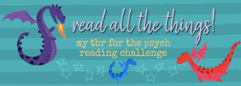 My TBR for the Psych Reading Challenge