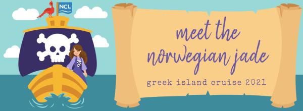 Meet the Norwegian Jade (Greek Islands Cruise 2021)