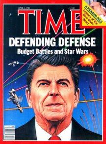 Time Magazine, April 1983