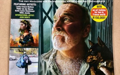 THE SOUTH AFRICA ARTIST MAGAZINE