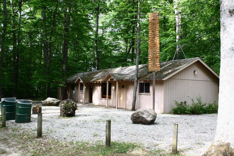 Camp America – My Summer At Walden