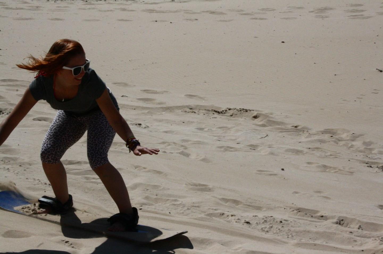 J Bay – Sand Boarding and Super Tubes