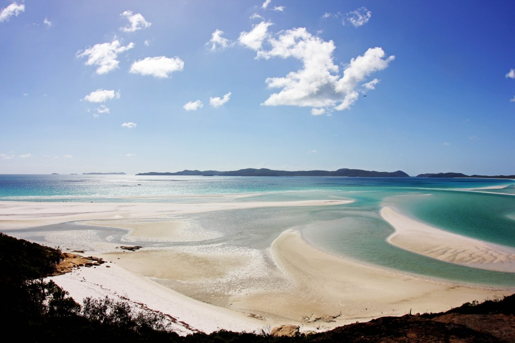 East Coast Australia WHITSUNDAYS