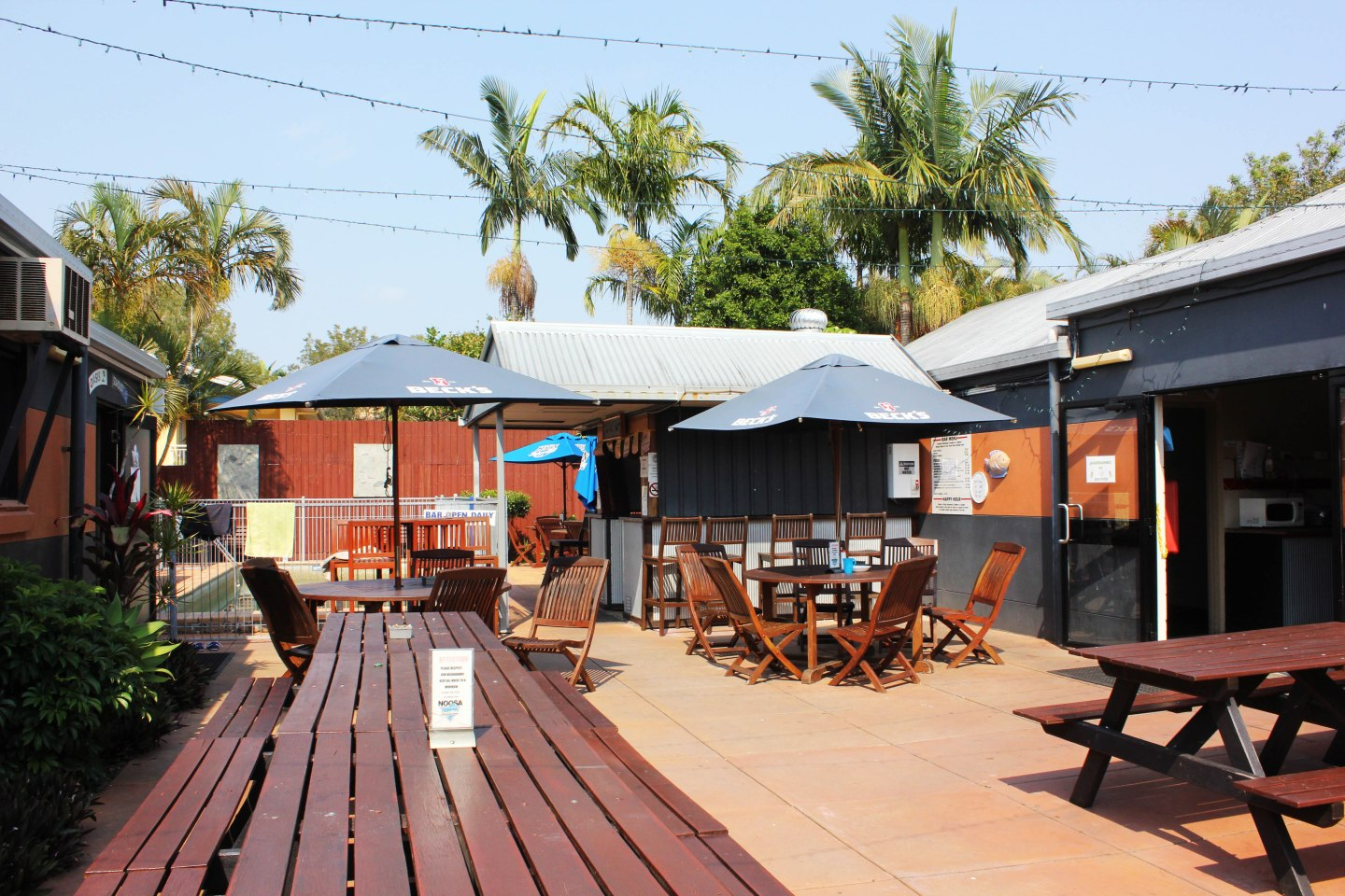 Noosa Backpackers Resort Review