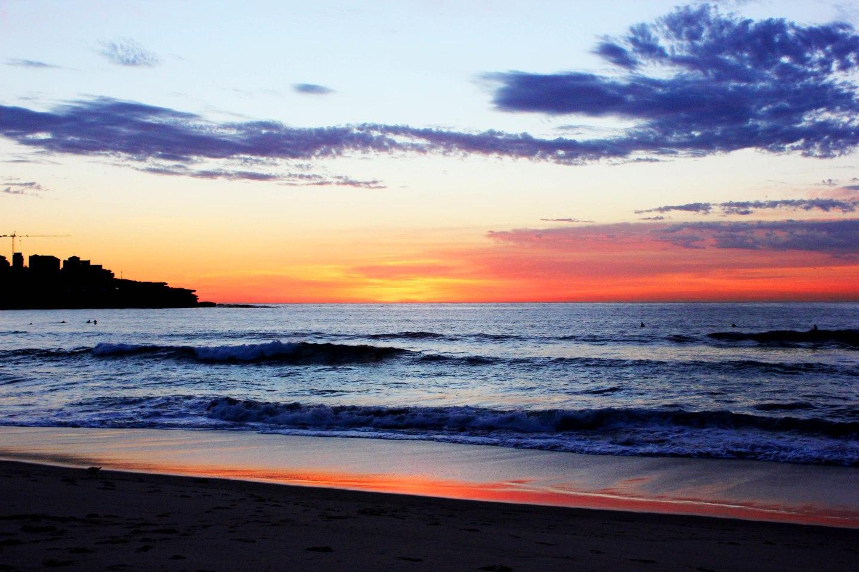 Bondi Beach Sunrise – In Photos