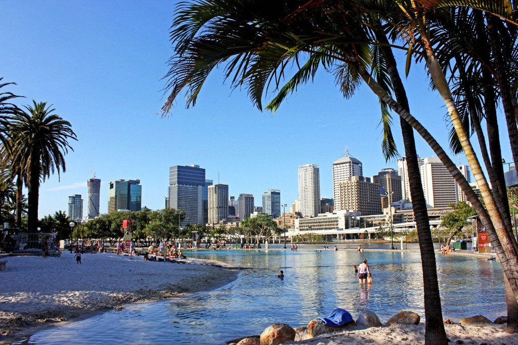 East Coast Australia Brisbane
