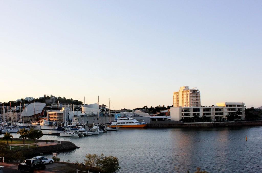 East Coast Australia Townsville
