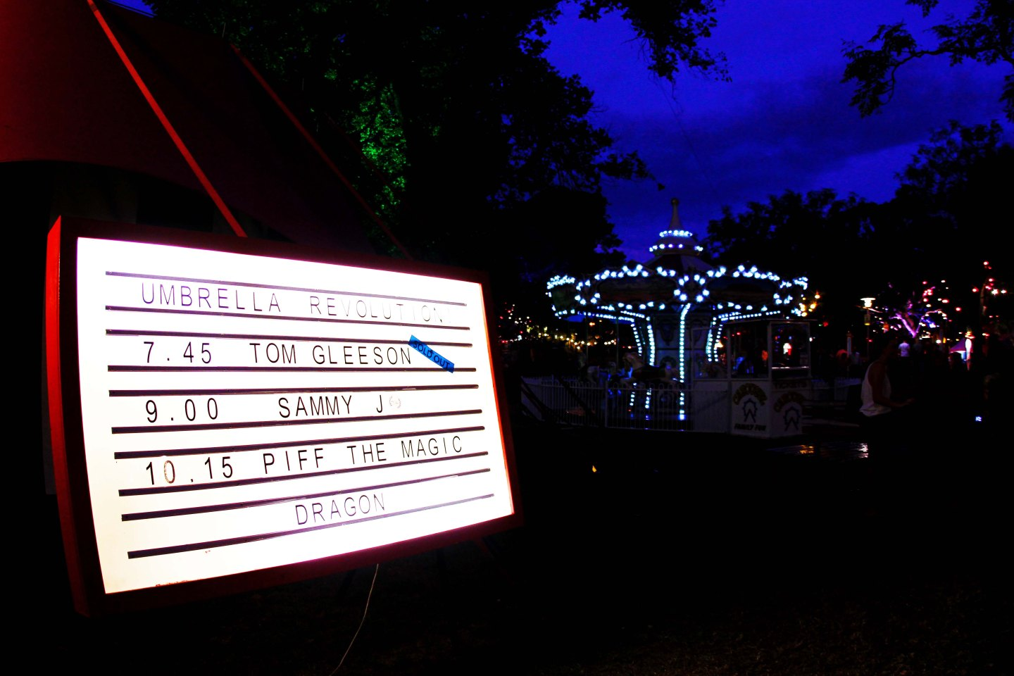 The Garden Of Unearthly Delights – Photo Essay
