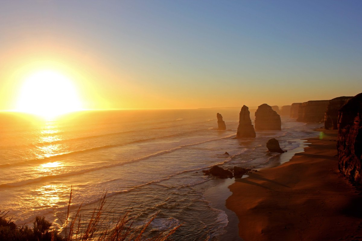 how to go to the great ocean road from melbourne
