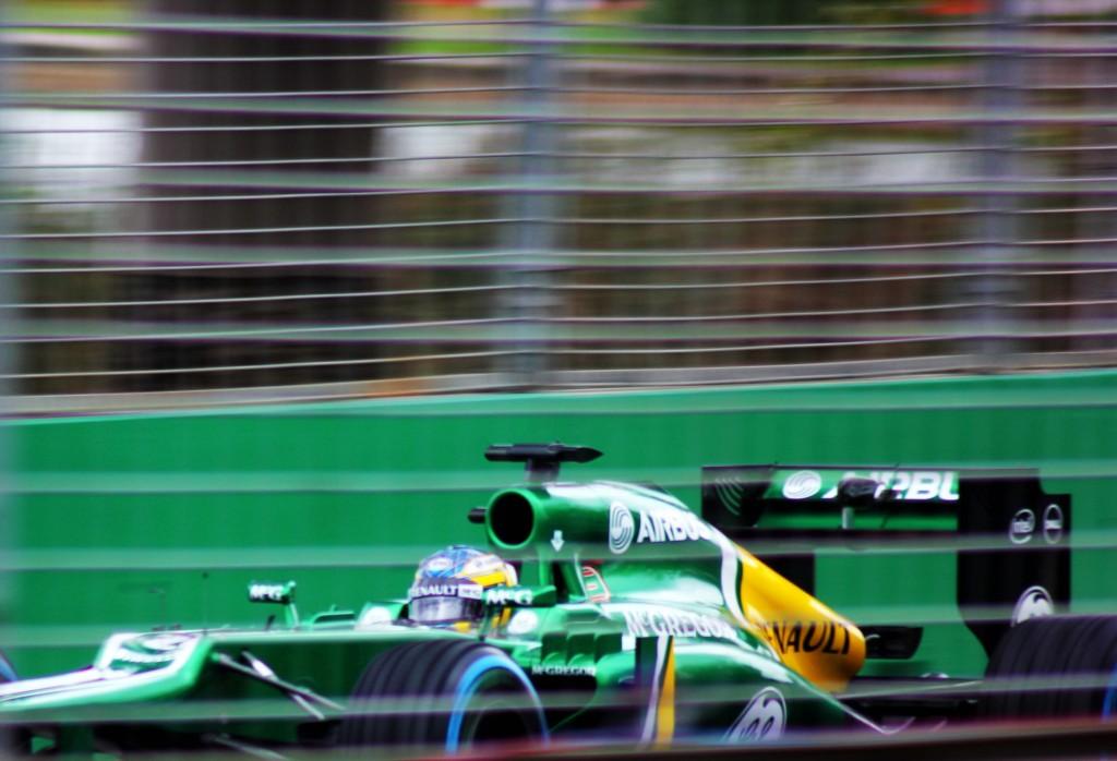 formula one Australia 2013