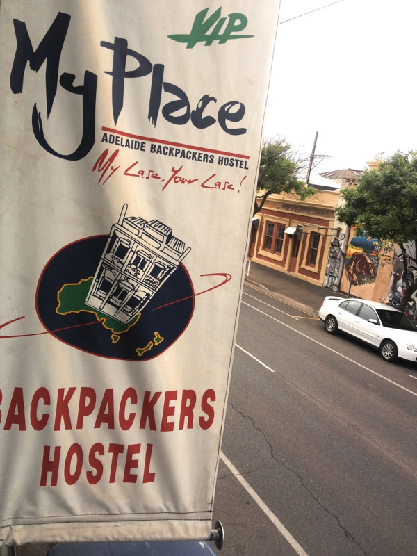 My Place – Adelaide Backpackers Review